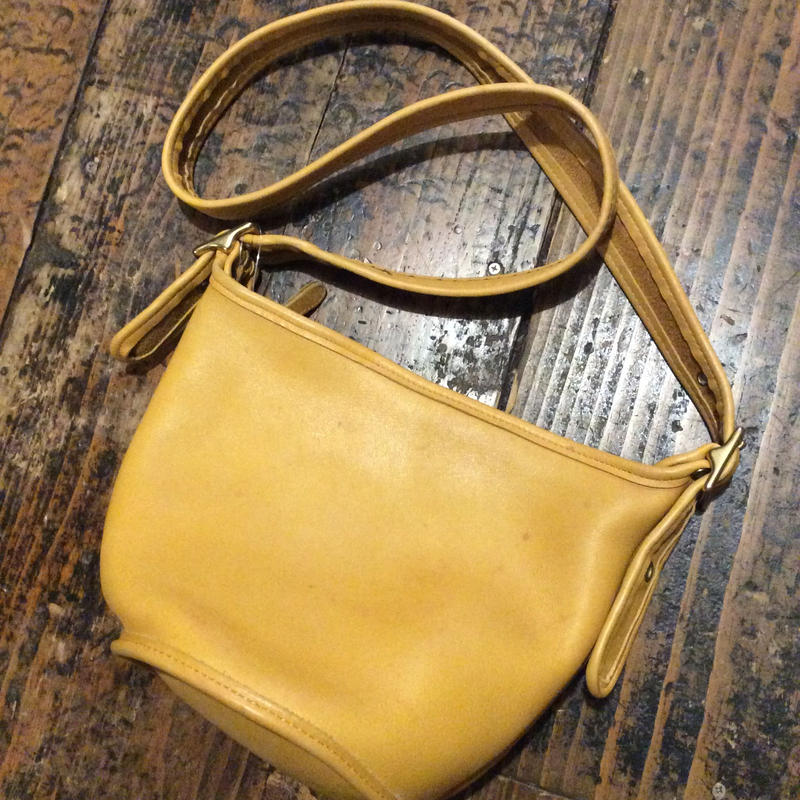 [USED] old COACH Bag