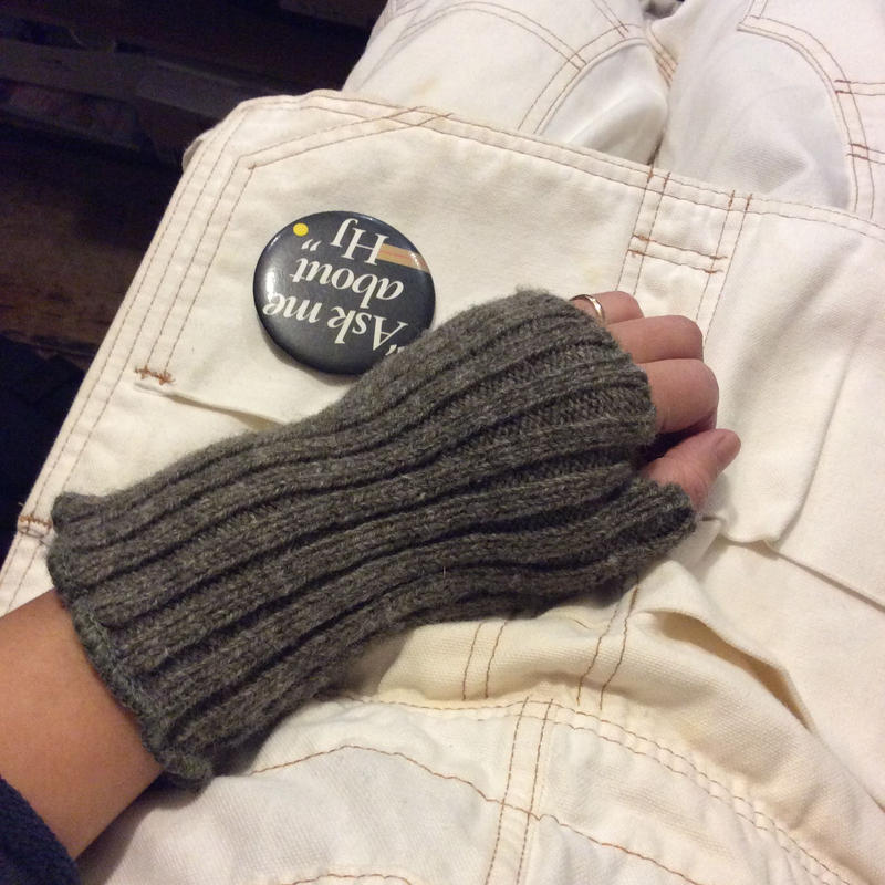 [SELECT] SWEDEN ハンドウォーマー  (指なし手袋)