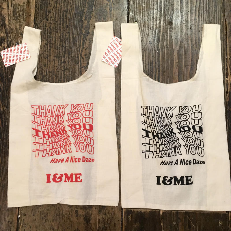 [I&ME] THANK YOU BAG