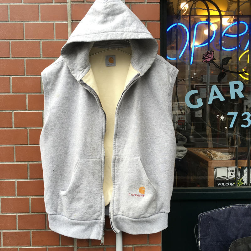 [USED] Carhartt SWEAT PARKA VEST
