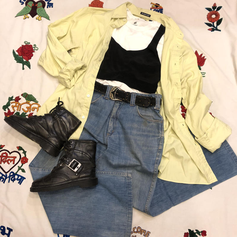 [USED]  90's GAP B.Dシャツ