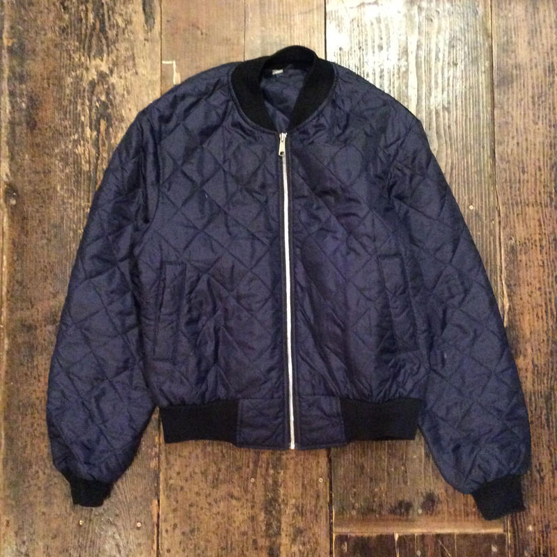 [USED] キルティング JKT made in CANADA.