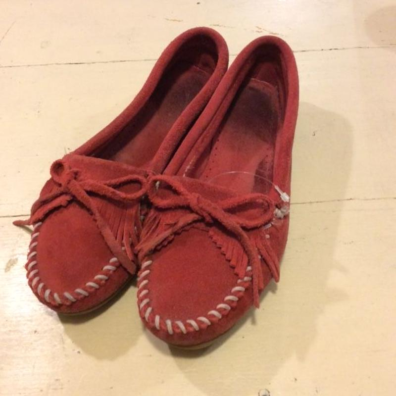 [USED] MINNETONKA モカシン