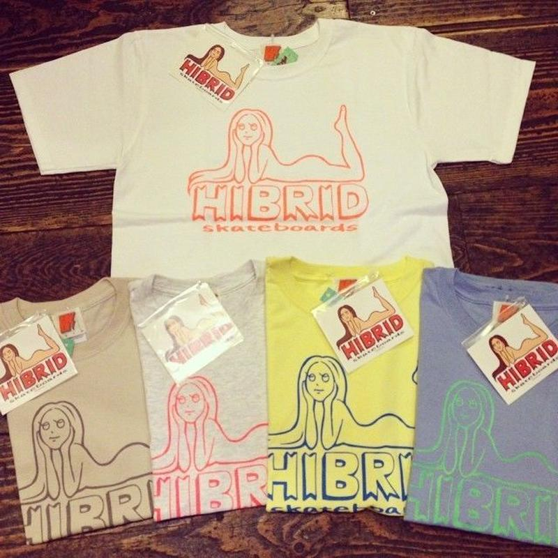 [HIBRID skateboards] BENICOTOY graphic Tee