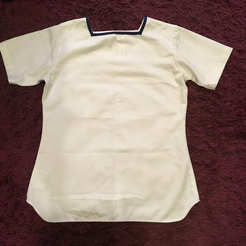 [USED] UK セーラーTシャツ DEADSTOCK♡