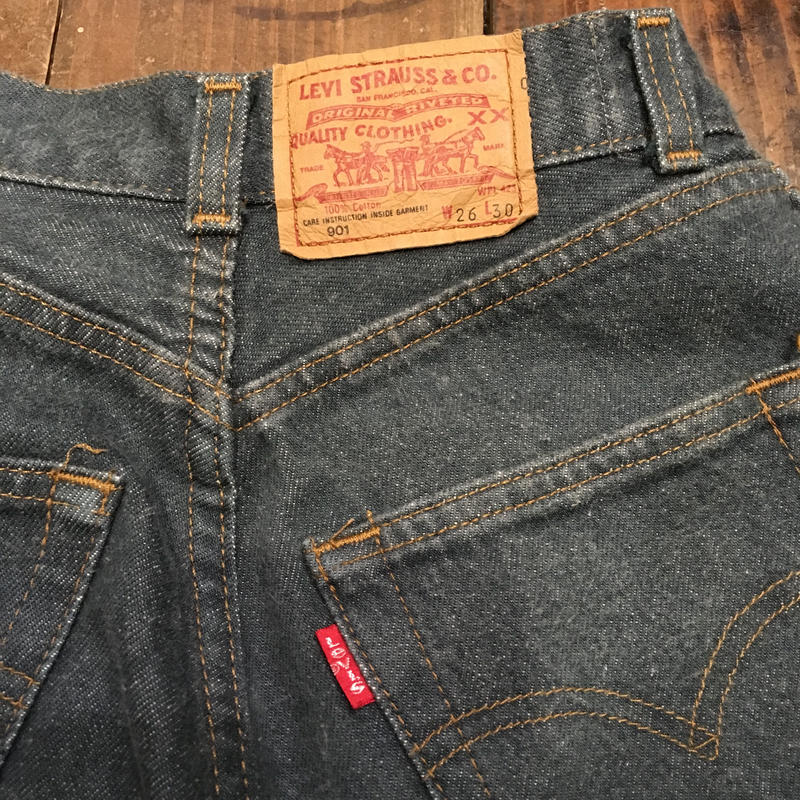 [USED] French Levi's♡901
