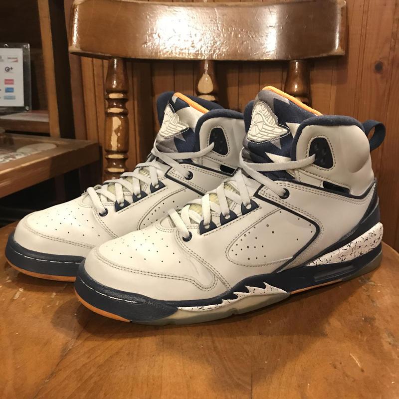 [USED] NIKE  Air Jordan Sixty Plus  GREY/NAVY
