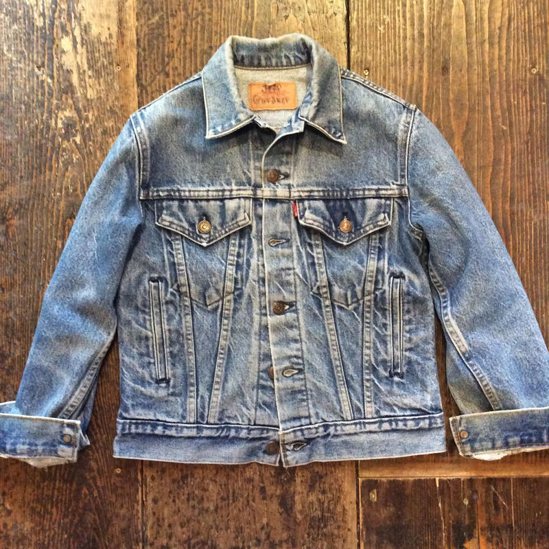 [USED] Levis Gジャン 70706 size 14