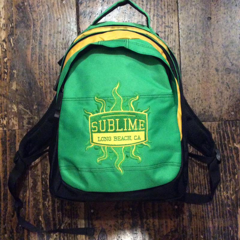 [USED] SUBLIME リュック DEADSTOCK!!