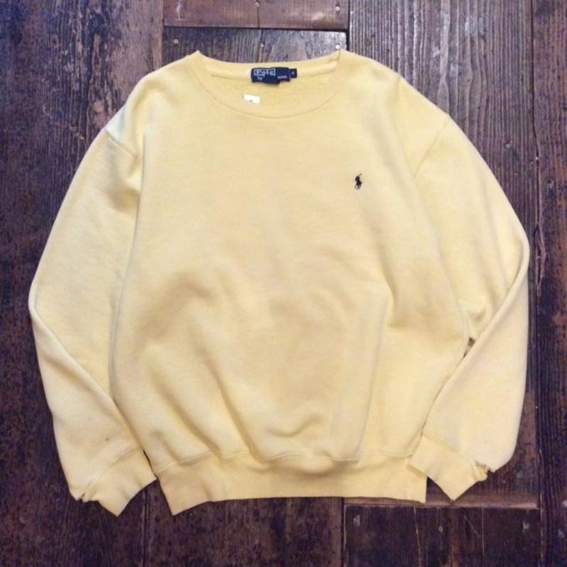 [USED] POLO スウェット