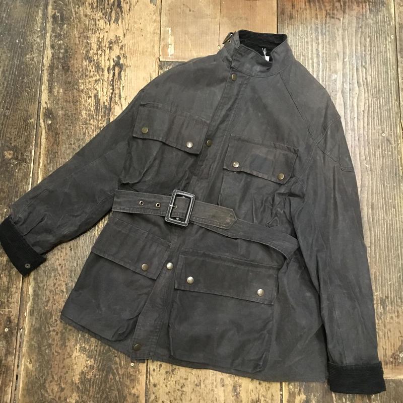 [USED] EURO  オイルドジャケット