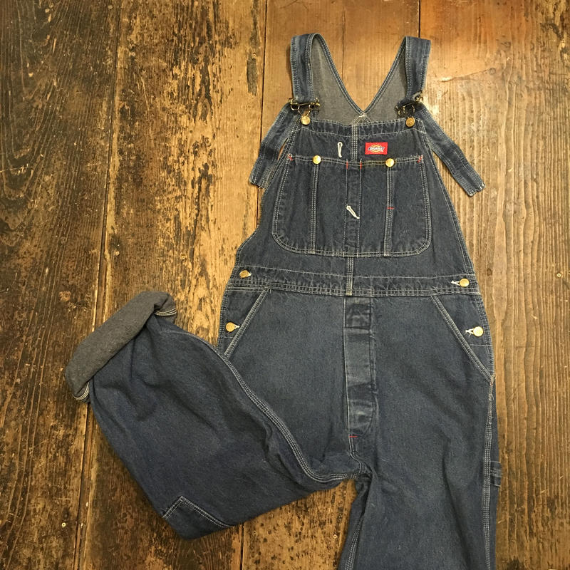 [USED] Dickies DENIM OVERALL