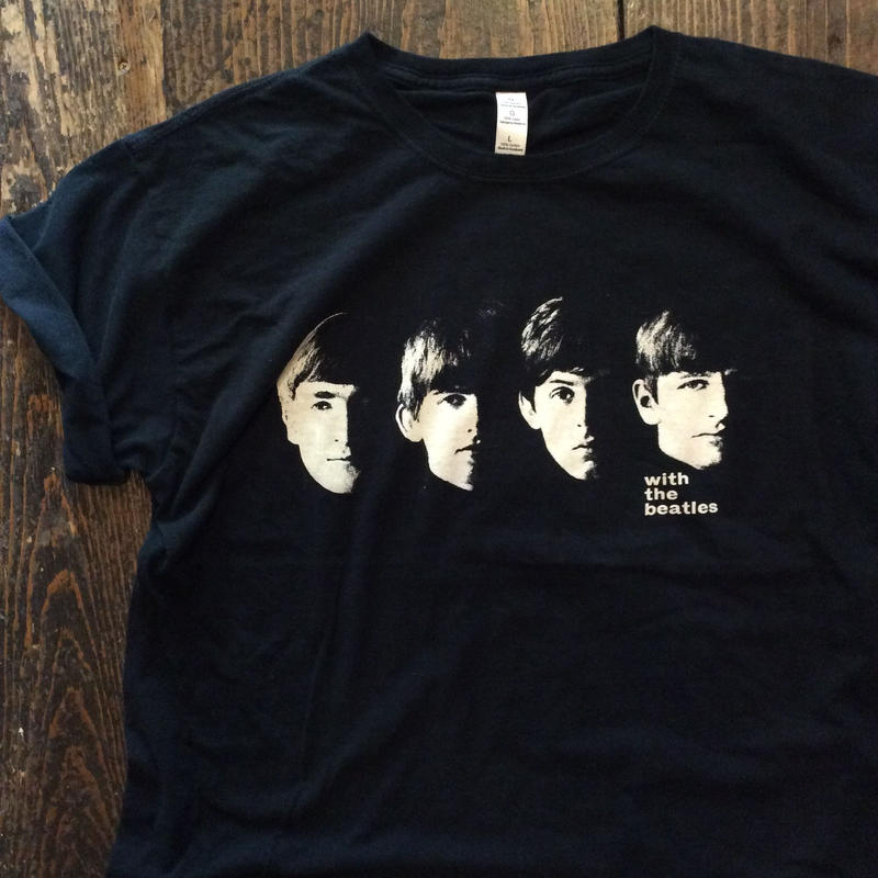 [USED] '09 BEATLES Tee