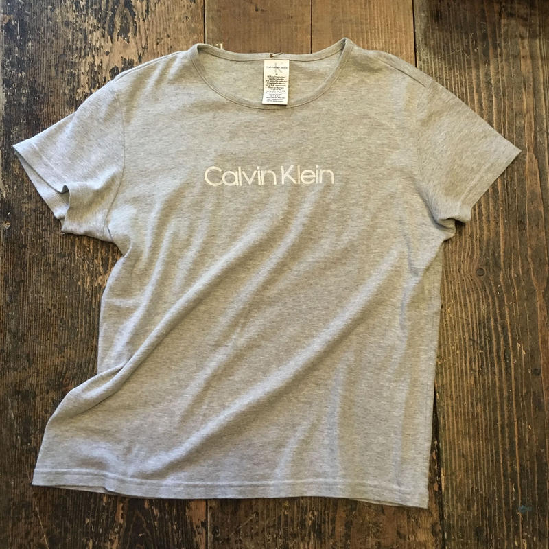 [USED] Calvin Klein JeansプリントTee