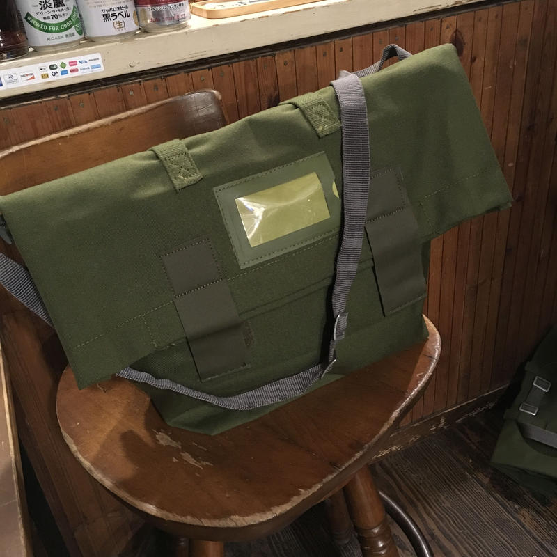 [DEAD STOCK] デンマーク 3way MILITARY  BAG
