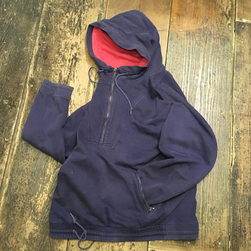 [USED] 'Eddie Bauer' SWEAT地プルオーバー
