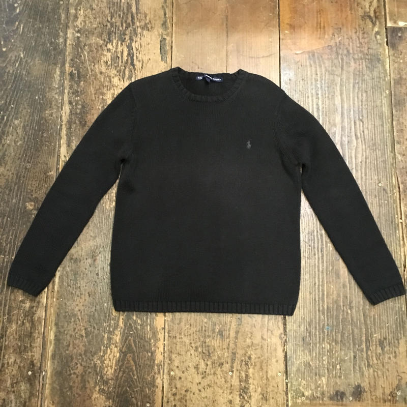 [USED] Ralph Lauren COTTON ニット