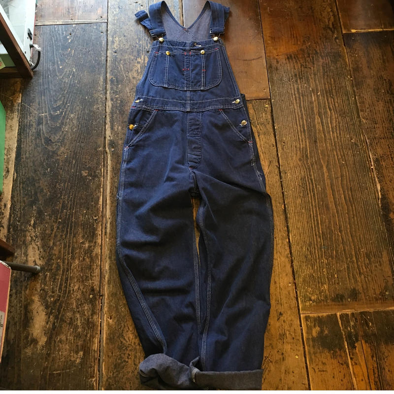 [USED]  Vintage  DENIM オーバーオール