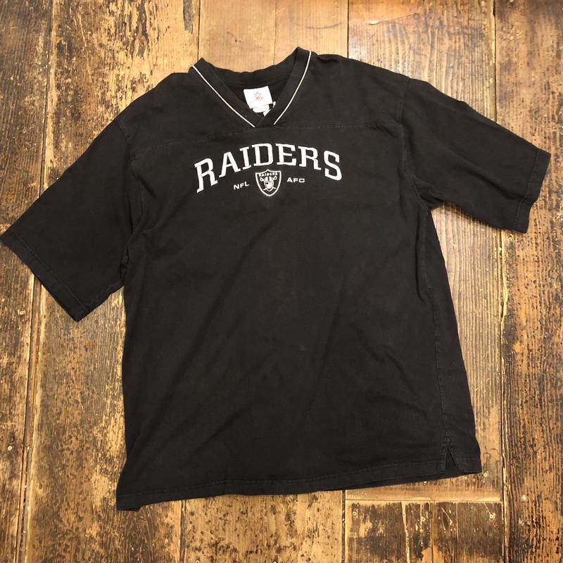 [USED] Raiders ユニフォーム オーバー Tee