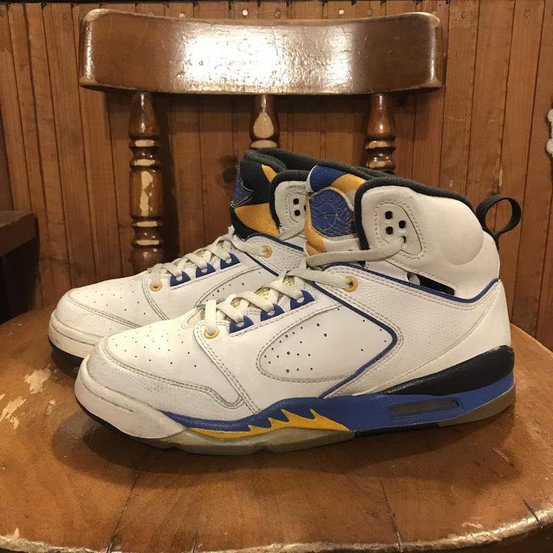 [USED] NIKE  Boys Air Jordan Sixty Plus  WHITE/BLUE