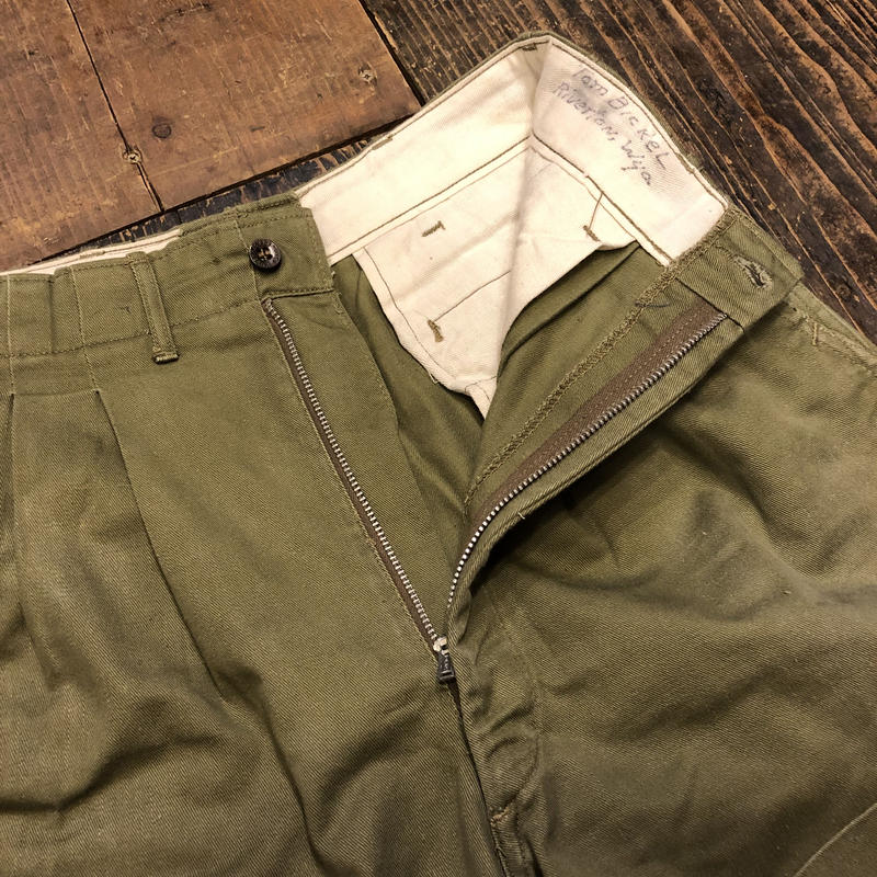 [USED] vintage60's! BOY SCOUTS shorts