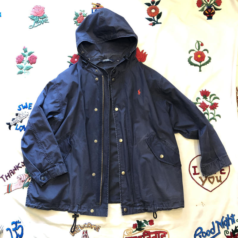 [USED] Ralph Lauren  COTTON PARKA
