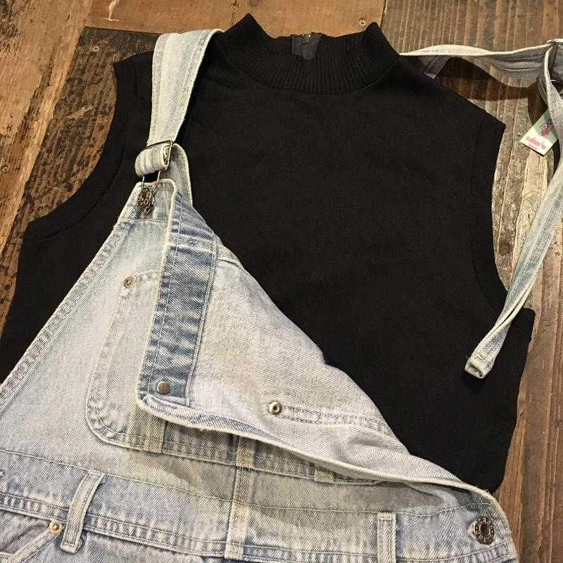[USED] 70's vintage ノースリーブTOPS