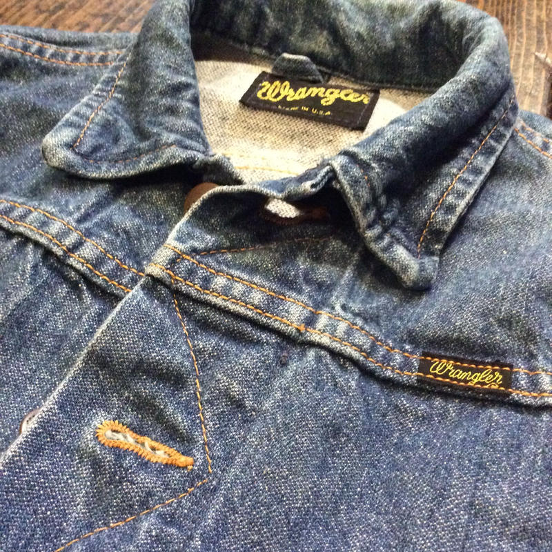 [USED] Wrangler DENIM JKT