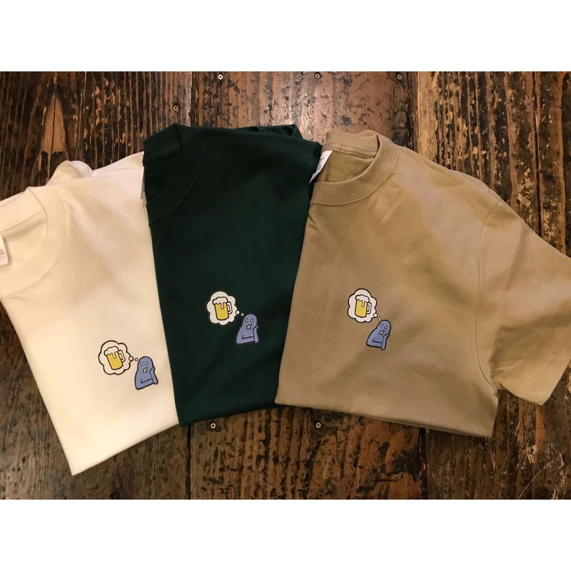 "[BENICOTOY] ONE POINT ""BEER""  Tee"