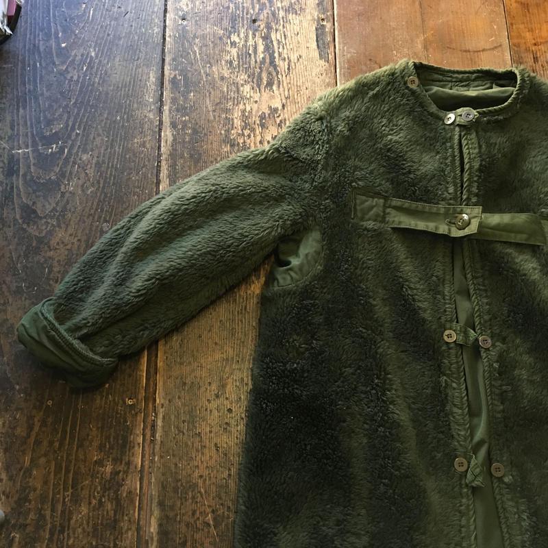 [USED]Vintage SWEDEN ボアライナーコート(リバーシブル!)