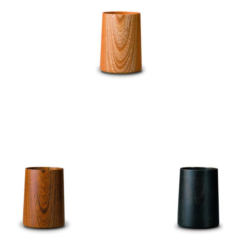 SAIBI Wooden Cup [L]