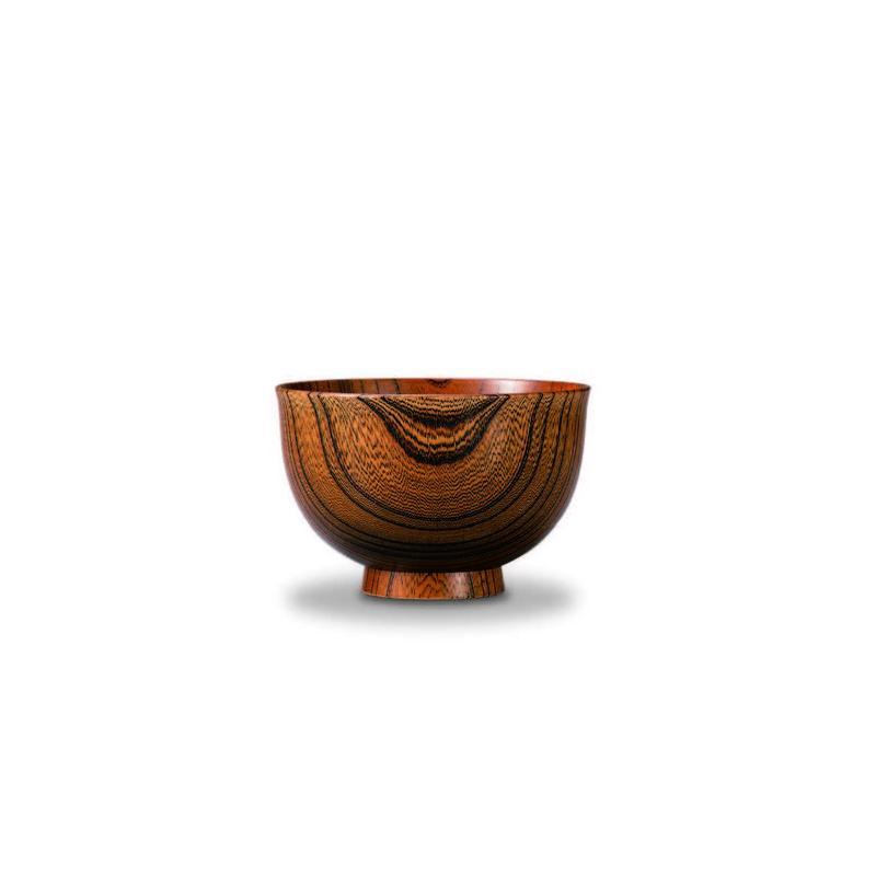 日本の器 汁椀 欅