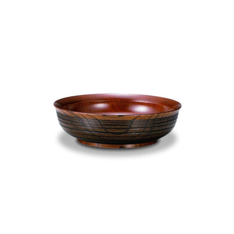 欅工芸 7.0菓子鉢