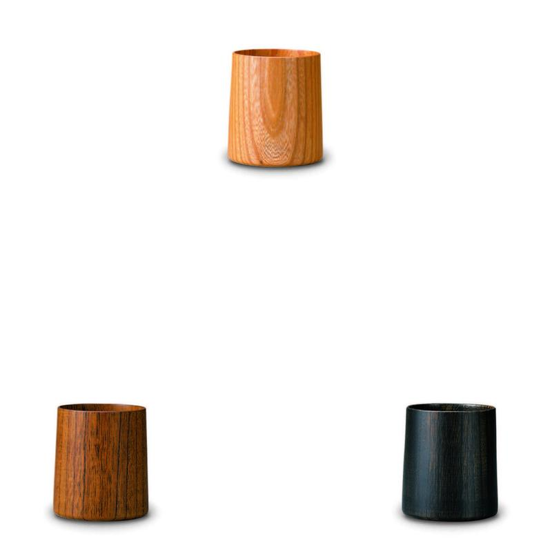 SAIBI Wooden Cup [M]