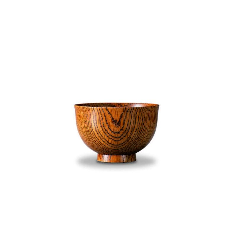 日本の器 汁椀 楢