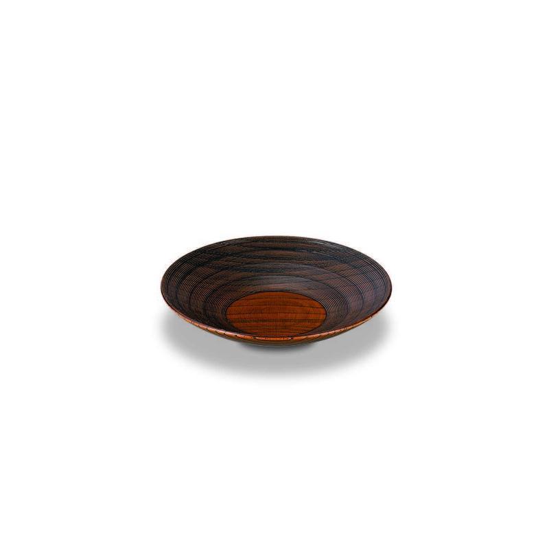 欅工芸 4.0茶托揃 [5枚]