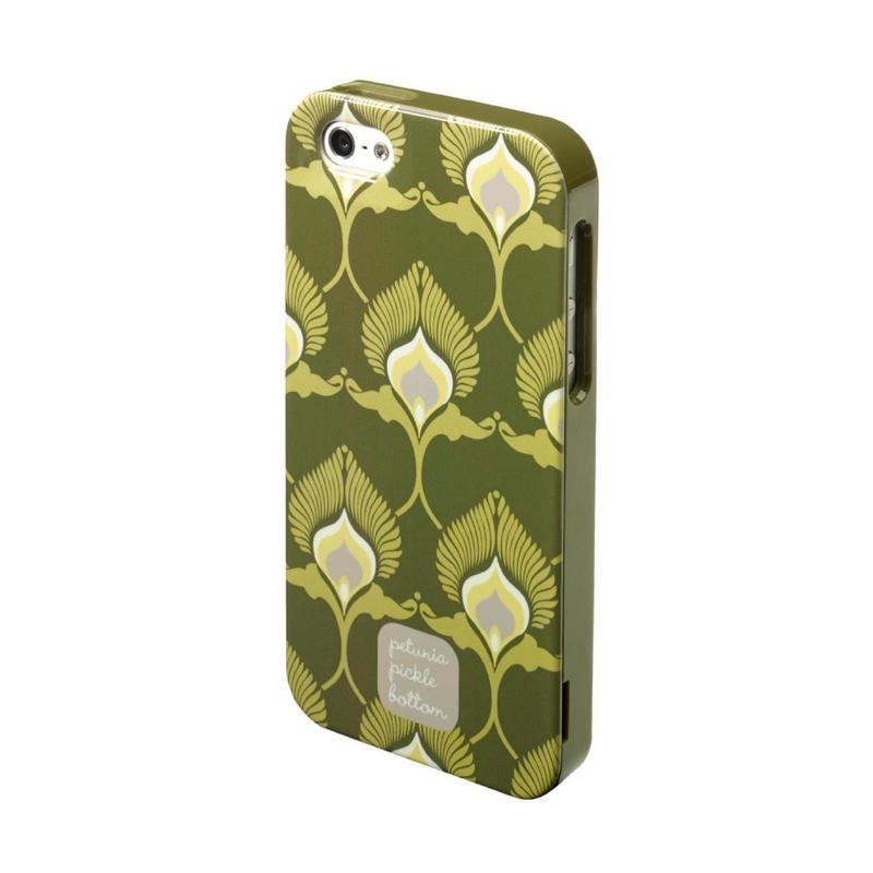 ペチュニアピックルボトム iPhone 5/5S 携帯カバー 携帯ケース/スリーピーセゴビア ADAC-00-391