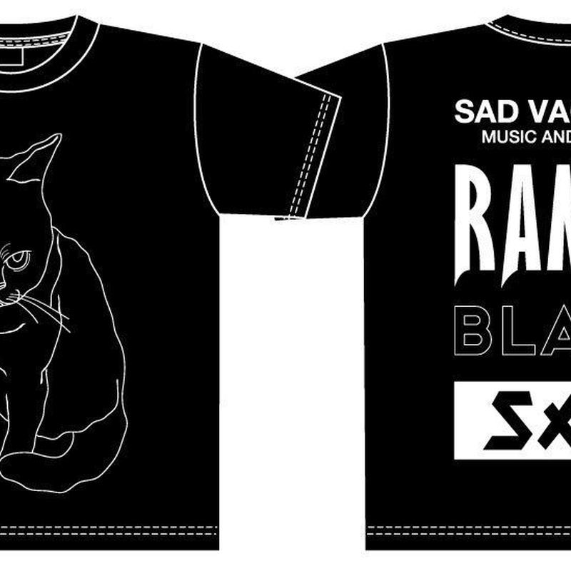 【SAD VACATION】 SAD VACATION×RAMPO BIG T-SHIRTS