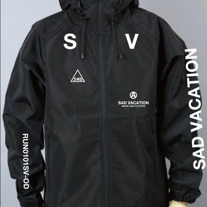 【SAD VACATION】MOUNTAIN SHELL PARKA