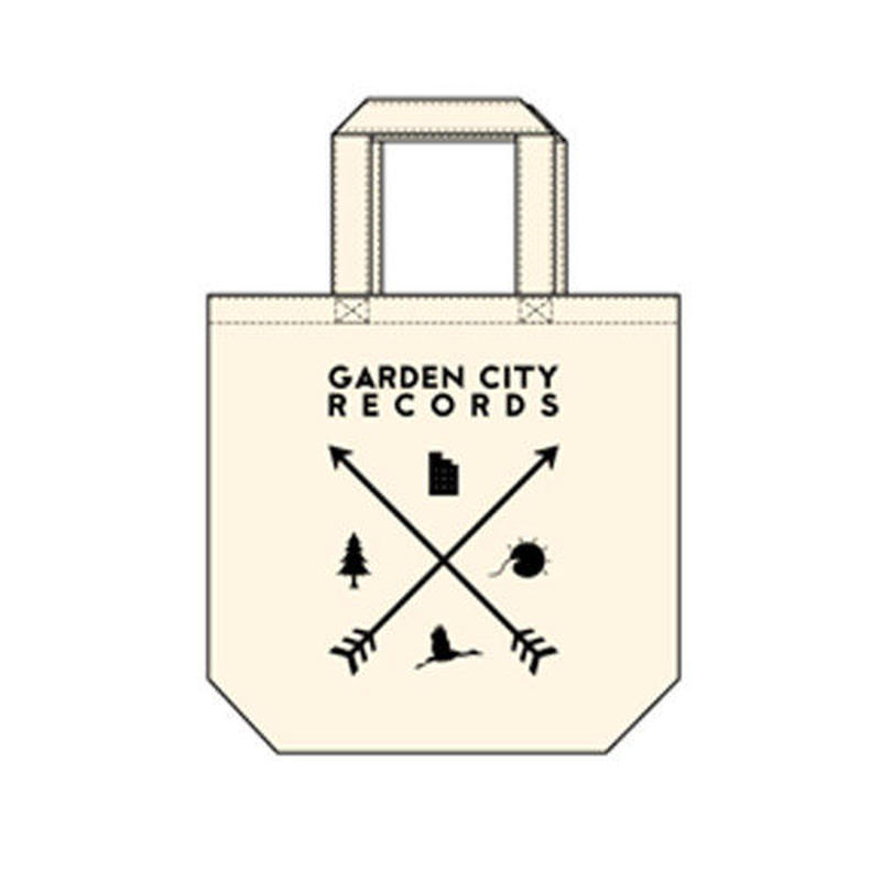 GARDEN CITY RECORDS TOTE BAG (TYPE A)