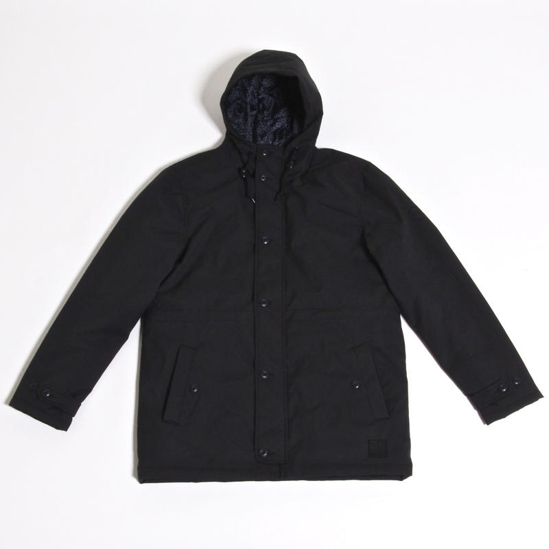 RVCA BOUNDARIES PARKA / BLACK