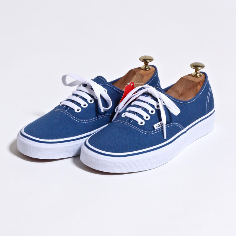 US VANS  AUTHENTIC / BLUE