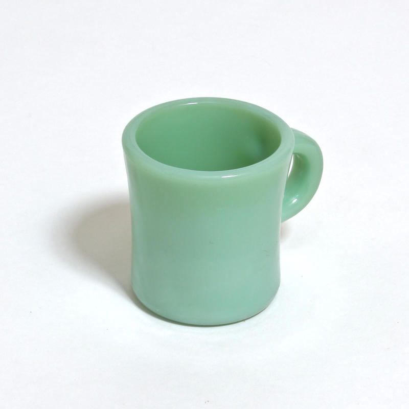 FIRE KING  HEAVY MUG / JADE-ITE