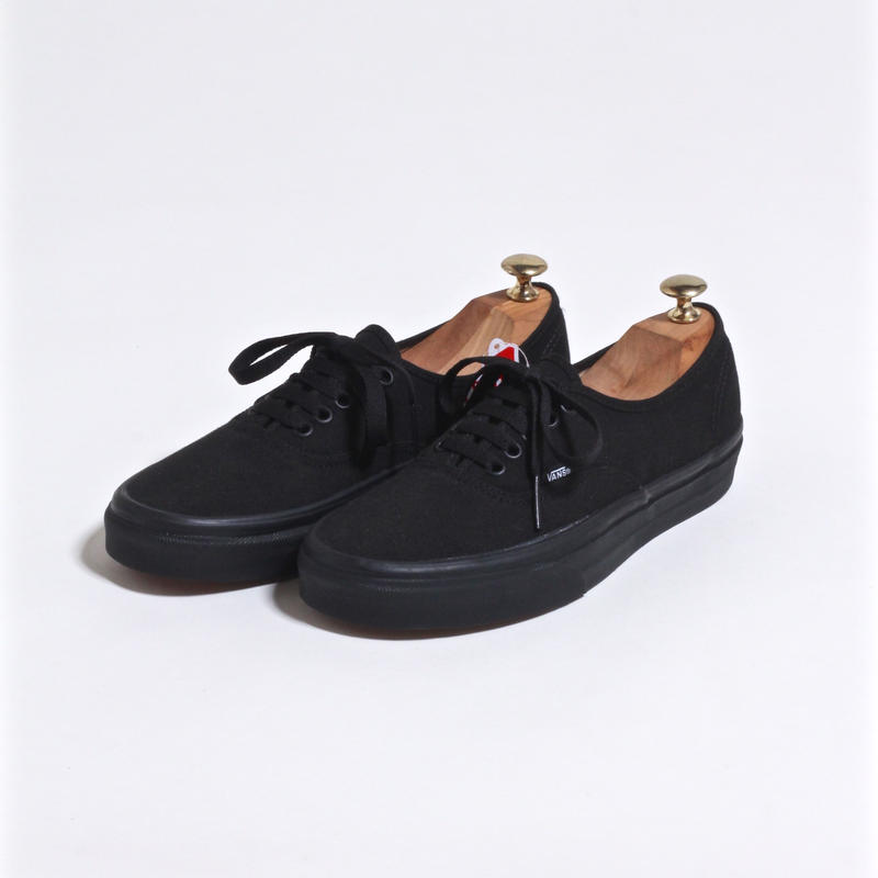 US VANS  AUTHENTIC / BLACK