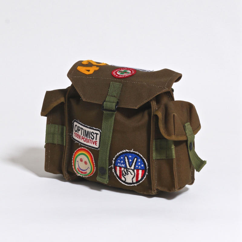 ALM MILITARY SHOULDER BAG