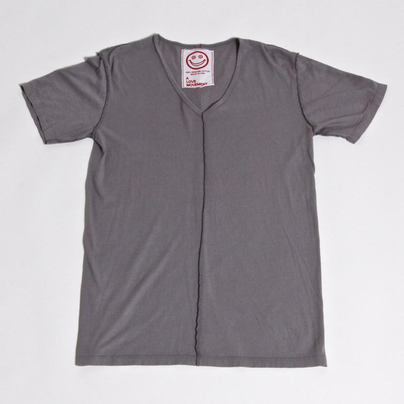 ALM V-NECK T-SHIRTS / SEMENT / size : S