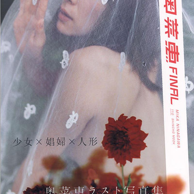 月刊奥菜恵 ファイナル