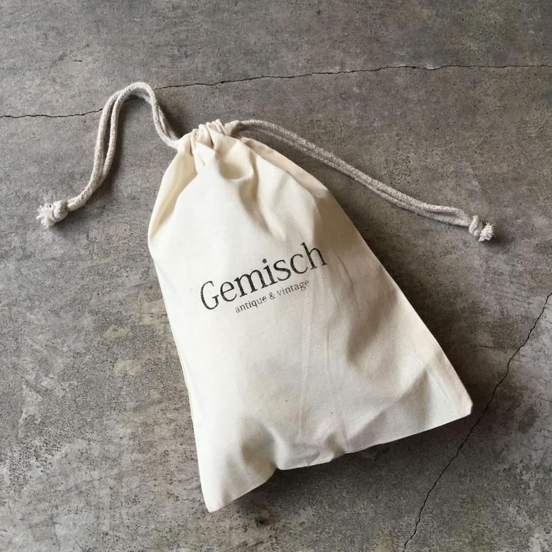 ゲミッシュ オリジナル巾着