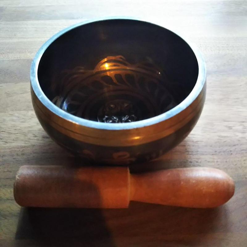 シンギングボウル(しんちゅう・大)