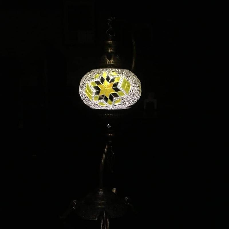 トルコランプ13(スタンダード・コードレス)